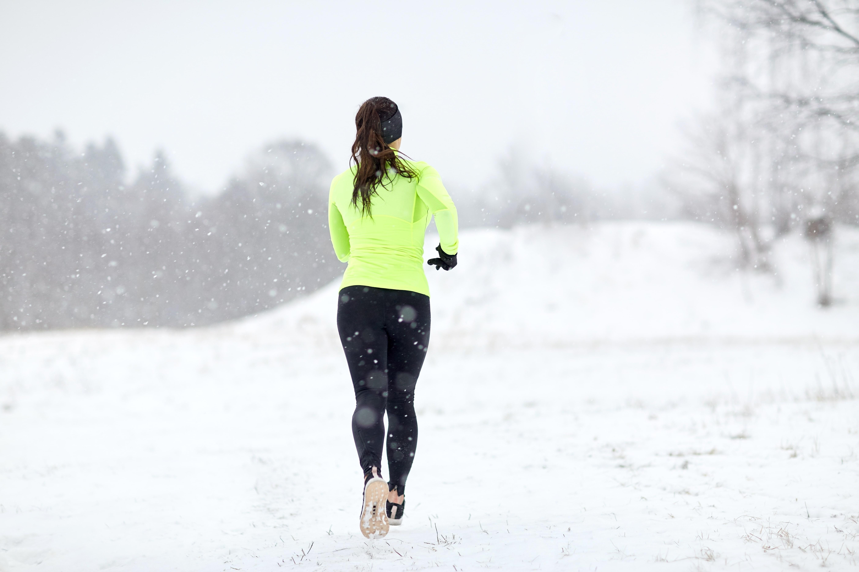 Jak się ubrać do biegania zimą